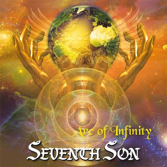 Seventh Son_Arc of infinity_CD