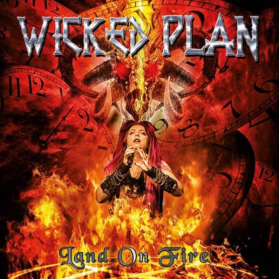 Land on Fire CD