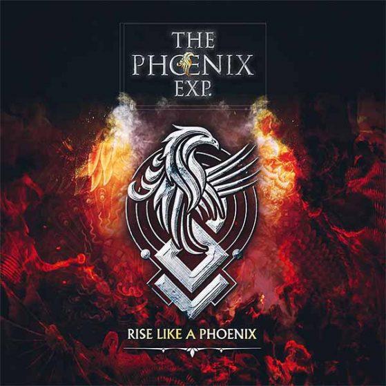 Rise like a Phoenix_CD